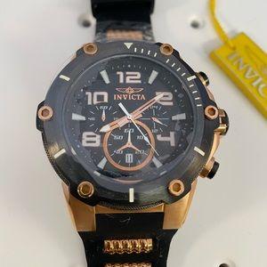 Invicta Speedway Stainless Steel Watch